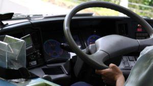 高校新卒のバス運転士誕生